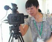ケーブルテレビさんの撮影でした。
